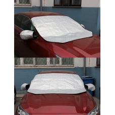 Арт.0008-0003 Авто Никидка от наледи на лобовое стекло, размер L(122х145см), шт